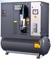 G1'' 95CFM atlas copco screw air compressor G22
