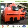 bajo consumo de combustible de calefacción de la caldera para agua caliente y calefacción de suministro