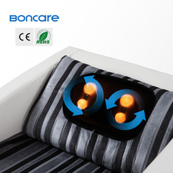 2015 hot sales set sleeping time and play music massage pillows