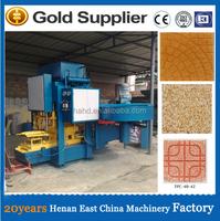 Terrazzo Tile making Machine/floor tiles manufacturing plant