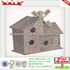 Manufacturers Modern Design Colorful Wooden Bird House,Decorative Wooden Bird Houses,COlorful Bird House And Villas