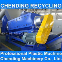 CHENDING waste pe pp dirty film washing production line