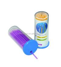Disposable dental mirco applicator