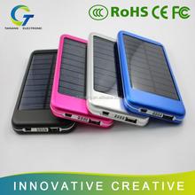 Popular Solar Mobile Charger Power Bank Handy Waterproof