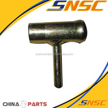 Weichai engine spare parts,for WD615 ,WP10,WD12 engine , 61500060045 , Pipe joint component