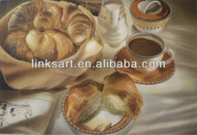 Breakfast famous still life food oil paintings
