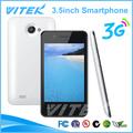 Nuevo Producto Teléfono Celular Android Barato de 3.5 Pulgadas Doble Simcard MT6572