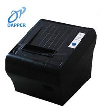 80mm thermal bar code supermarket printer bluetooth desktop pos printer