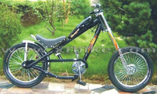 Chopper Bikes --XR-C2001 mountain bike Chopper bicycle motorize chopper bike