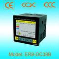 La serie er9 multi- función de visualización clcd grabadora de energía