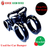 Top New Automobile Accessory Clamp Bracket, High Quality Aluminum X Clamp Bracket