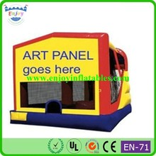 2015 Enjoy inflatables for adults, custom made inflatables, art panels for inflatables for sale