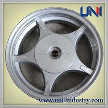 UNI11007 low pressure aluminum gravity die casting & aluminum casting with cnc precision machining OEM parts