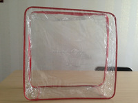 Mattress plastic packaging PE and Nonwoven bag with handle