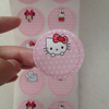 printed round stickers adhesive sticker label for cartoon packing
