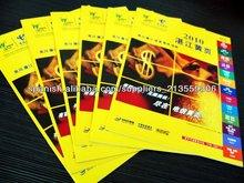 Impresión de páginas amarillas