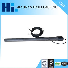 Cost Effective 2''x60'' Single-end HSCI Cathodic Protection Anode
