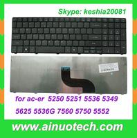 US AR SP IT PL FR GR TR Laptop Keyboard For TOSHIBA C650 L670 L650 L650D L655 C655D L660 C660 black Englsih Layout