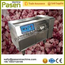 Meat Cube Slicing Machine / Frozen Meat Cutting Machine / Diced Chicken Machine