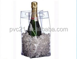 hot sale in Europejute wine bagwith your own logo