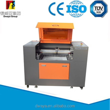 Dwaya CNC China high speed and quality double laser head 100W laser cutter / laser cutting machine