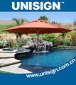 Toldos para jardines fabricados por UNISIGN de China