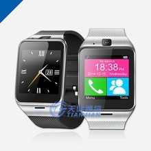 China Goods Waterproof Android Smart Wrist Cheap Touch Screen Watch Phone