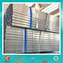 low carbon hot dipped galvanized iron pipe