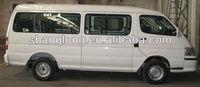 15 Seats Chinese Left Hand Drive Minibus