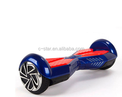 Hot-selling Transformer stylish balancing car 2 wheels electric scooter balance scooter with LED lights