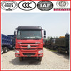 Diesel Fuel Type Sinotruk Hot Sale Heavy Dump Truck Howo truck price