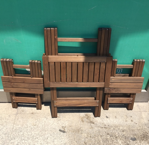 Hot Sale Folding Outdoor Wooden Table And Chair For Enjoy Buy Folding Outdo