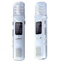 8G Super Long Standby Mini USB Separation Voice Recorder with MP3 Speaker Microphone HD Long Distance Voice