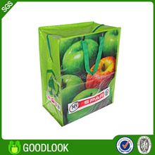 China recycled material non woven pp small bag GL128