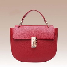 BV2286 choke a small chili solid pig postman bag fashion handbag