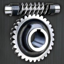 gear trains Worm Reduction Gear Set of Metal and Plastic DIY Production Motor Gear