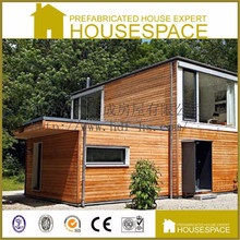 Modular Demountable Wooden Houses For Living From China