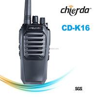 Chierda High power 8W hand held ham radio for sale (CD-K16)