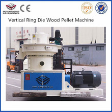 electricity generation from biomass gasification wood pellet machine