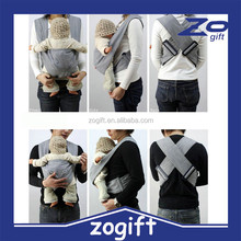 ZOGIFT Adjustable cotton baby carrier wholesale