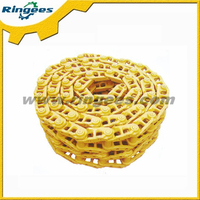 Excavator track link assembly, undercarriage parts, excavator track chain assy for Hitachi