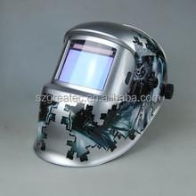 Auto darkening welding helmet en379 WH6912