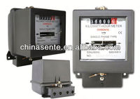 DD862 TYPE single-phase active electric meter domestic energy meter