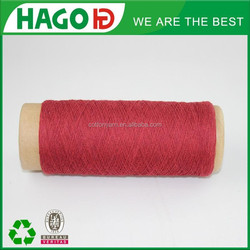china open end waste textile material recycled cotton fabric yarn