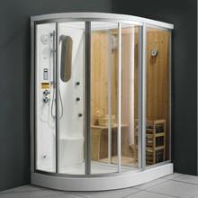 monalisa de acrílico de la marca en interiores de vapor de vapor sala de baño de los precios