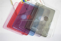 Ultra Thin Slim CLEAR Rubber Silicone TPU Back Cover Case for apple ipad mini 2 16gb