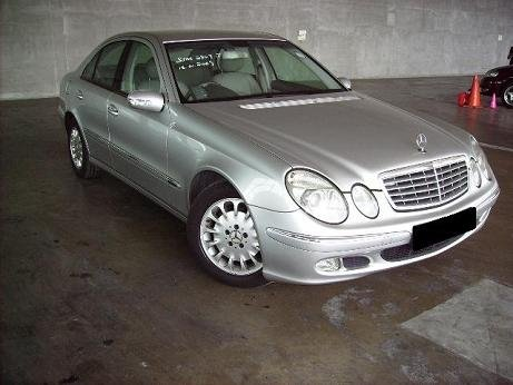 2004 mercedes benz e200 ml used cars silver buy used for Buy used mercedes benz