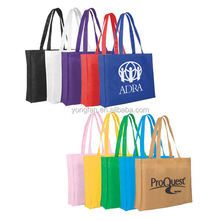 High Quality New Fashion Wholesale Reusable PP Folding Nonwoven Shopping Bag