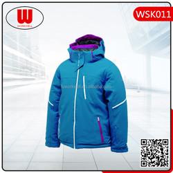 Plus size women ski racing suit