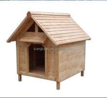 Dog Kennel Wooden Pet House (103 x 83 x 97 cm) with removable Floor